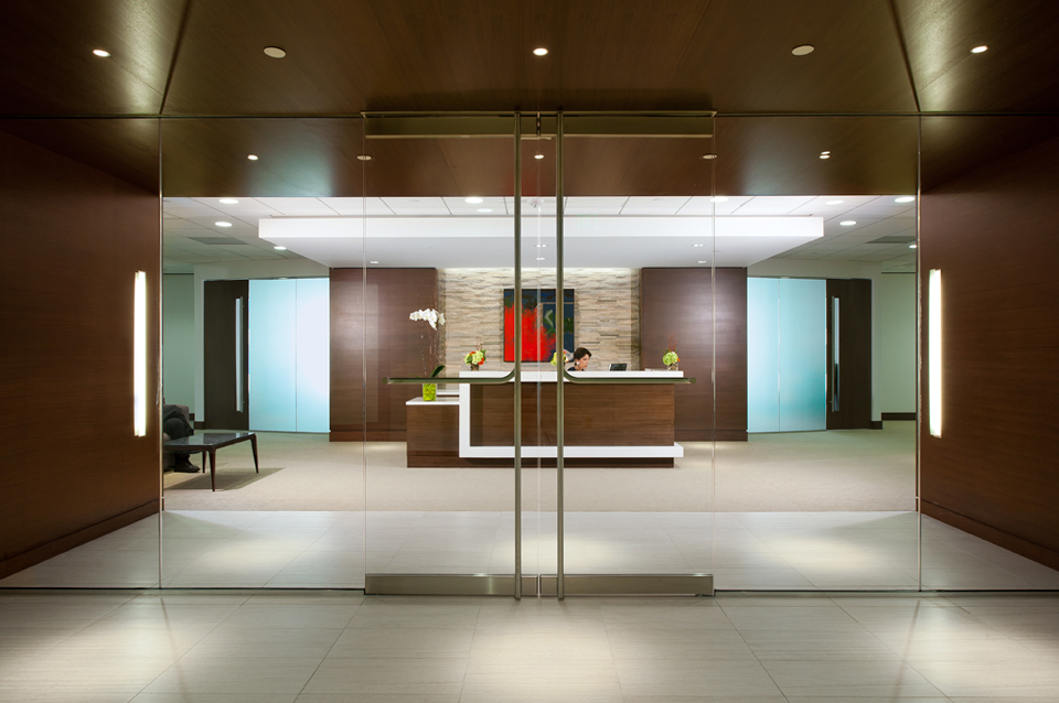 Corporate greg folkins for Corporate office interior design