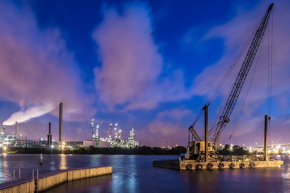 Industrial Photography in New Orleans LA